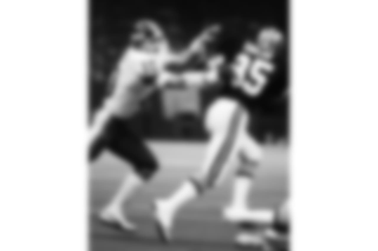 T7 - LB Brad Van Pelt - 5 appearances: 1976, 1977, 1978, 1979, 1980