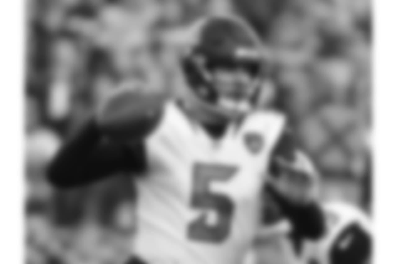 Blake Bortles - Jacksonville Jaguars(AP Photo/Winslow Townson)