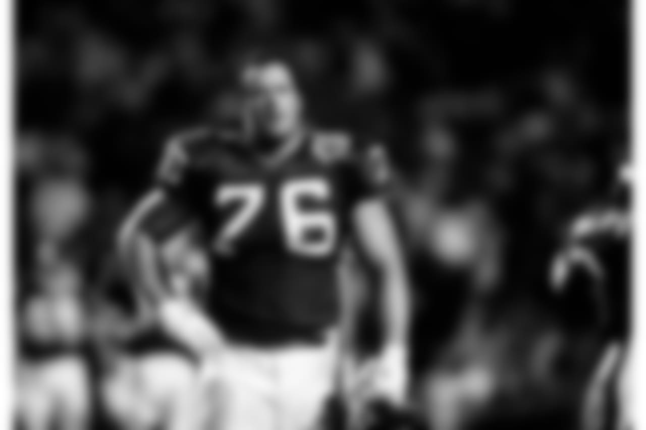 1993 - T Jumbo Elliott (franchise tag)