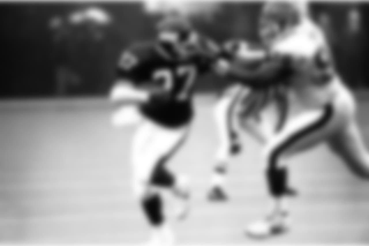 9 (Tied) Rodney Hampton 1991,Rushing Touchdowns: 10