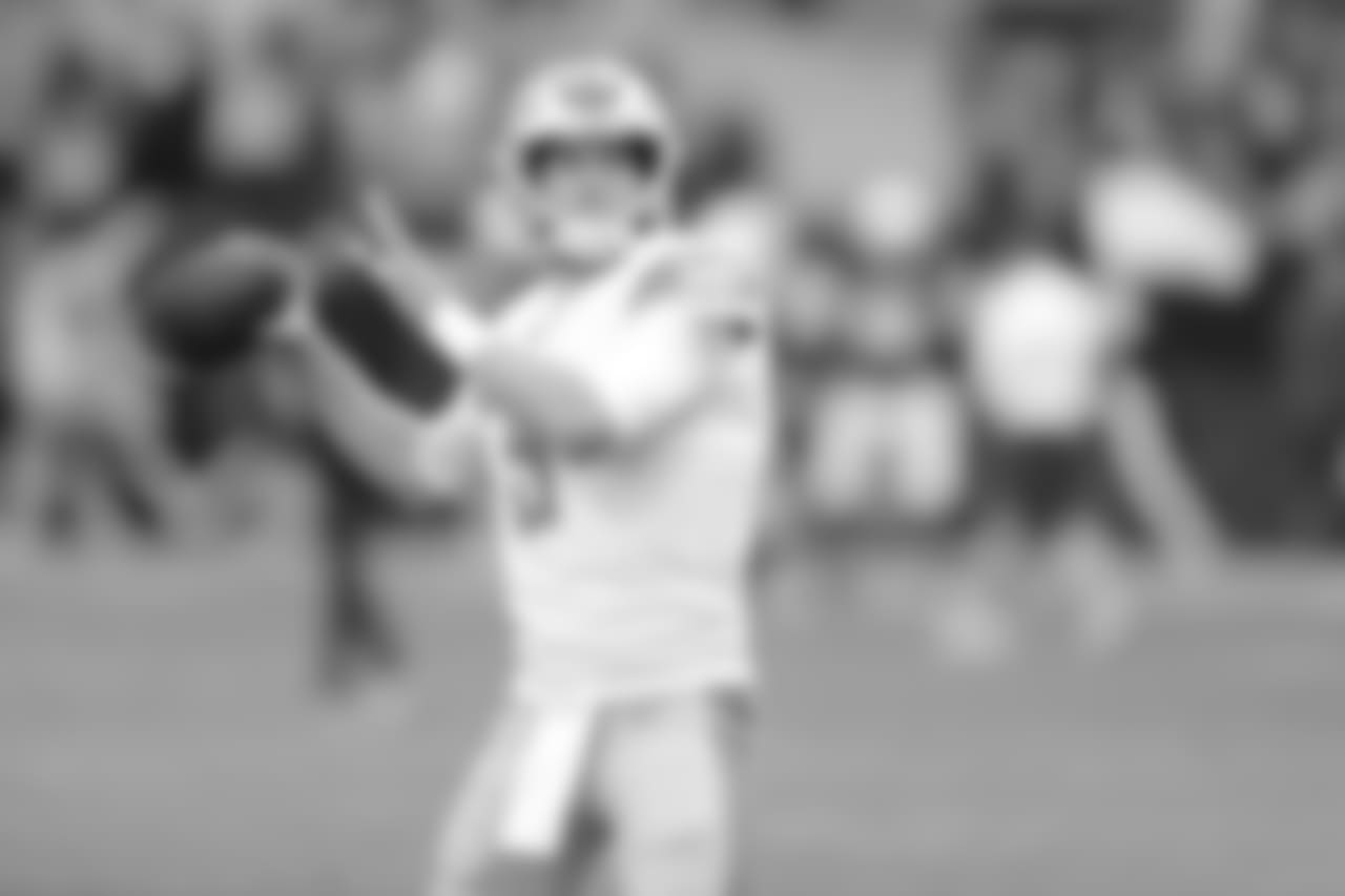 Detroit Lions quarterback Matthew Stafford (9) before a NFL football game against the Arizona Cardinals on Sunday, Dec. 9, 2018 in Glendale, Ariz. (Detroit Lions via AP).