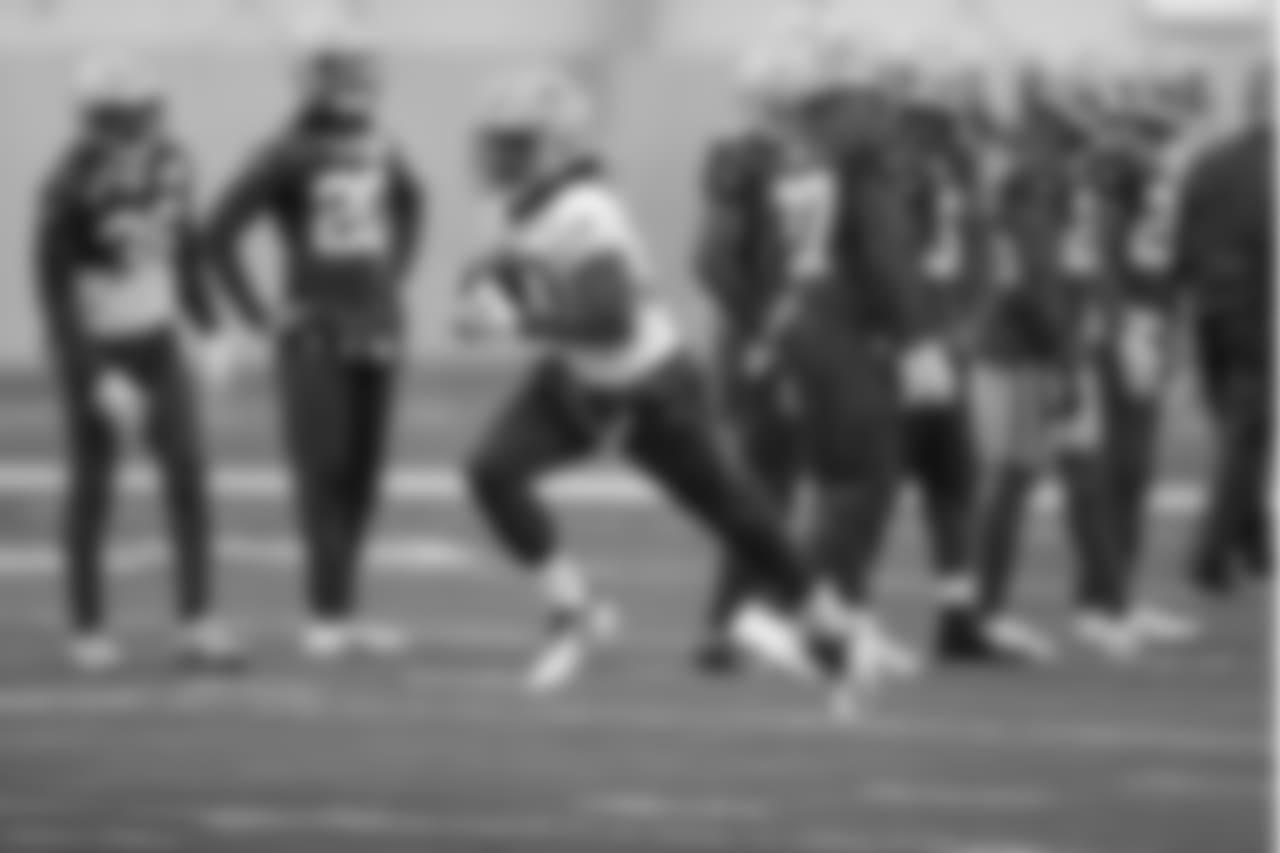 Green Bay Packers during practice inside the Don Hutson Center on Thursday, November 29, 2018.