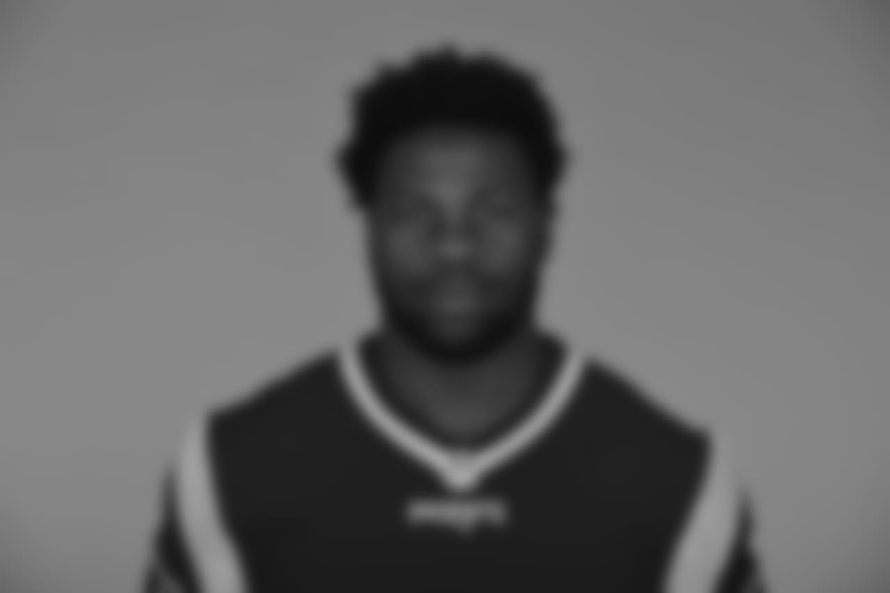 This is a 2018 photo of Dwayne Allen of the New England Patriots NFL football team. This image reflects the Patriots active roster as of June 4, 2018 when this image was taken. (AP Photo)