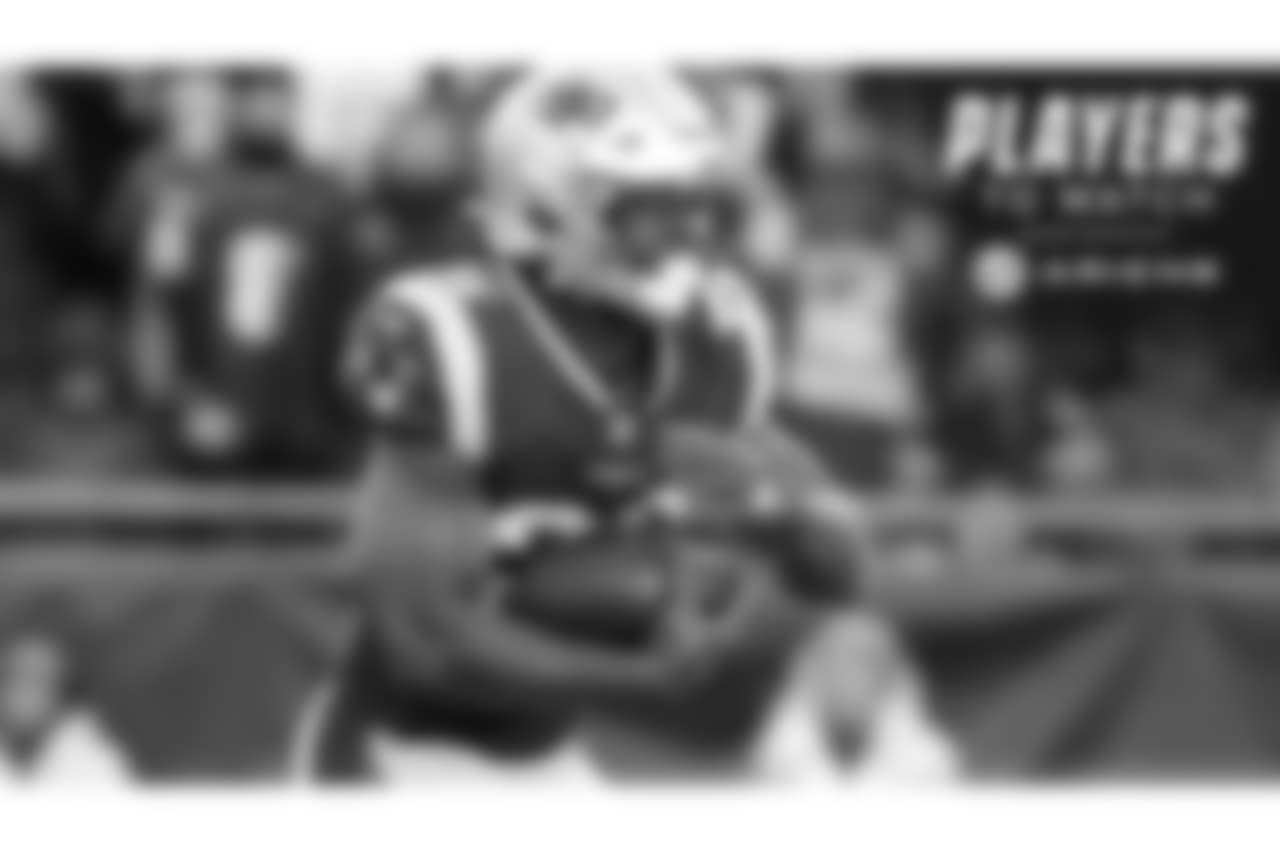 Sony Michel – While the offensive line will probably be even more important than the specific runner, the Patriots rookie back may be leaned on against the Chargers and their dime schemes on defense. Michel has had ups and downs throughout his debut season, but a big day against L.A. might help make his first year a resounding success.