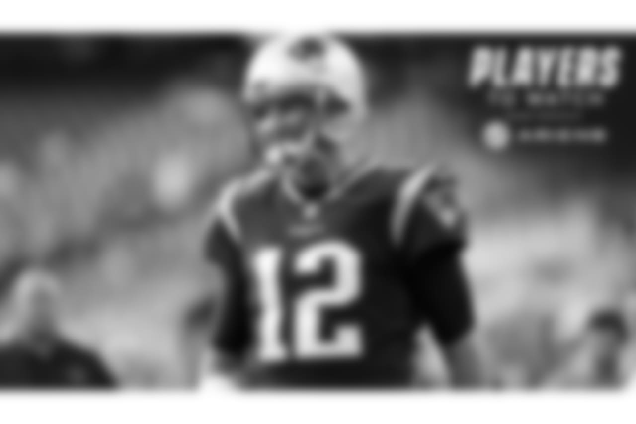 "Tom Brady, QB - The G.O.A.T. made it clear he expected to make his preseason debut with work against the Eagles. After reportedly dealing with a ""sore back"" leading up to sitting out the preseason opener, Brady increased his practice reps this week and now he'll begin to build a rapport with his new-look receiving corps on the game field."