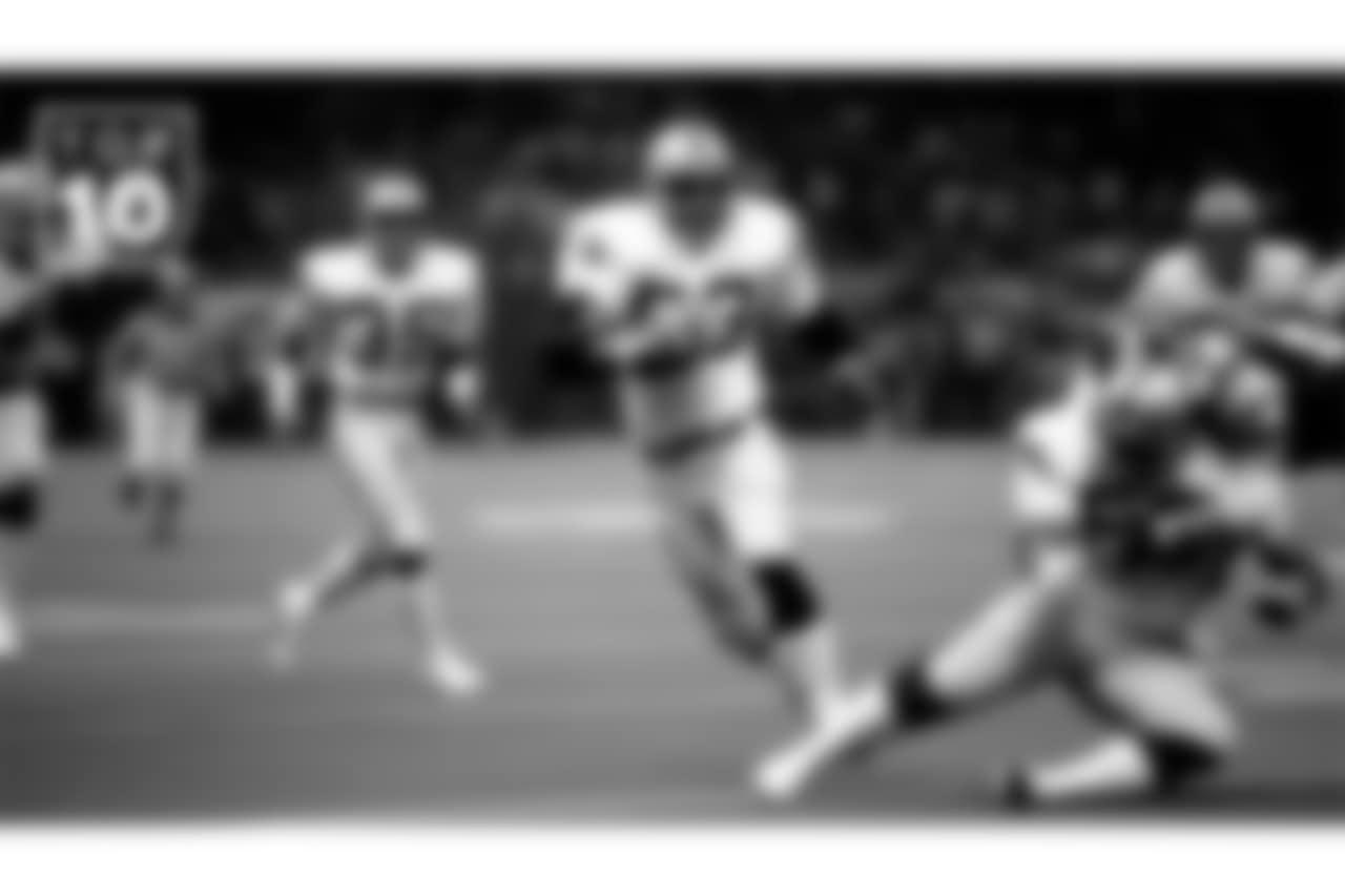 **(10\. Rod Martin, Super Bowl XV)** In Super Bowl XV, right outside linebacker Rod Martin set Super Bowl record with three interceptions as the Raiders defeated the Philadelphia Eagles 27-10.