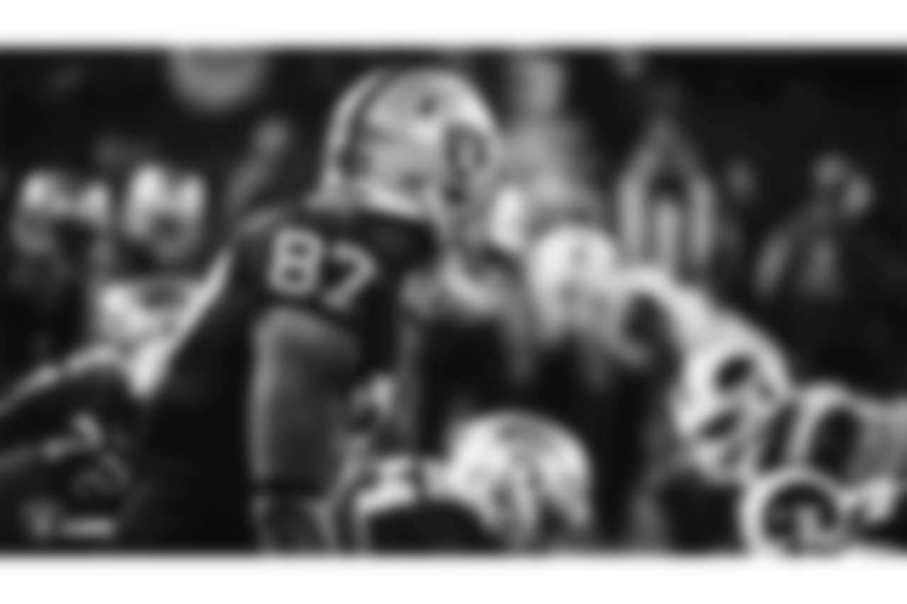 With Pro Bowl announcements tomorrow, take a look at the best images of Pro Bowl nominee Jared Cook through the season.