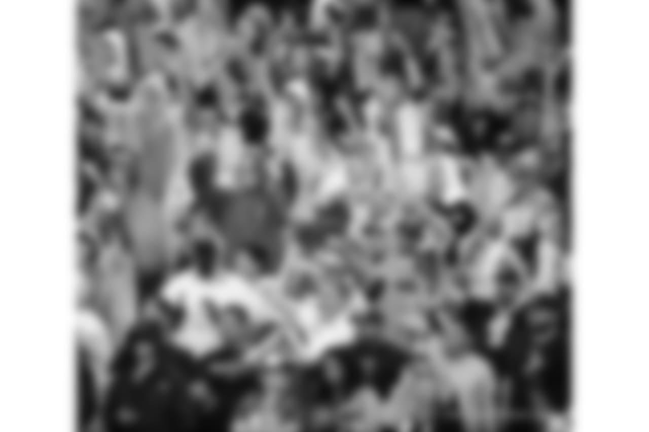 Saints 28 - Bucs 14 (W)South Division ChampionsNew Orleans Saints 2018 SeasonMichael C.  Hebert