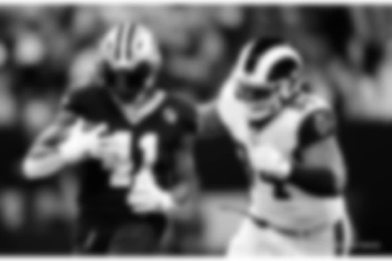 Rams 26 - Saints 23 (L) OTNFC Championship GameMichael C.  Hebert