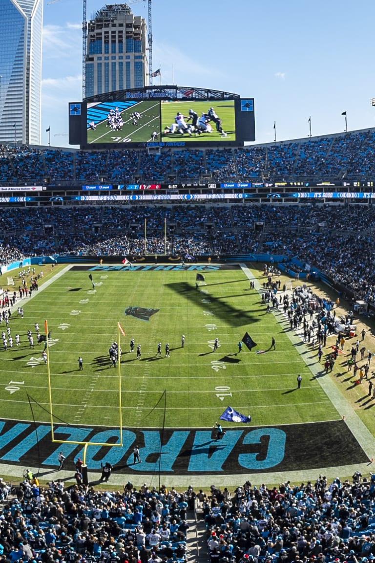 Awesome Panthers Stadium Carolina Panthers Panthers Com Creativecarmelina Interior Chair Design Creativecarmelinacom