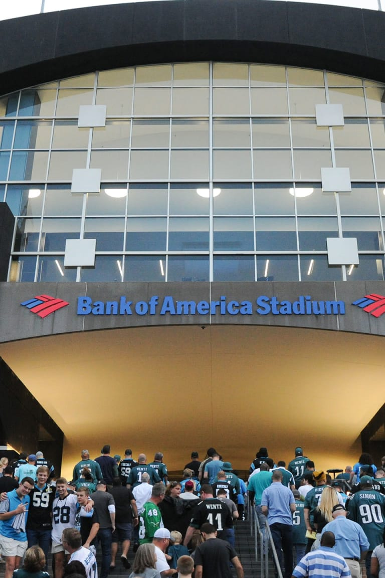 efb0c6bbd4a Stadium Facts | Carolina Panthers - Panthers.com