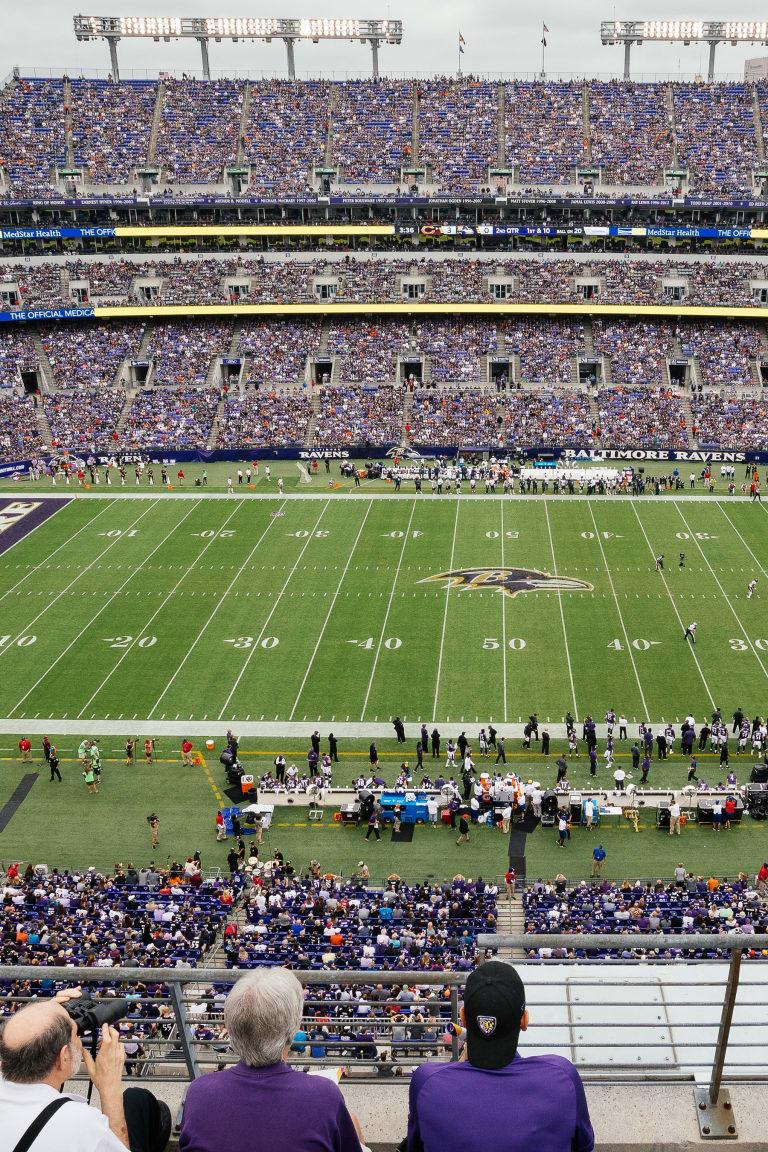 M T Bank Stadium Baltimore Ravens Baltimoreravens Com