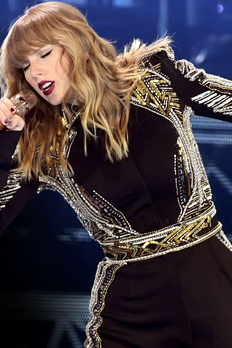 Taylor Swift At Fedexfield Washington Redskins Redskins Com