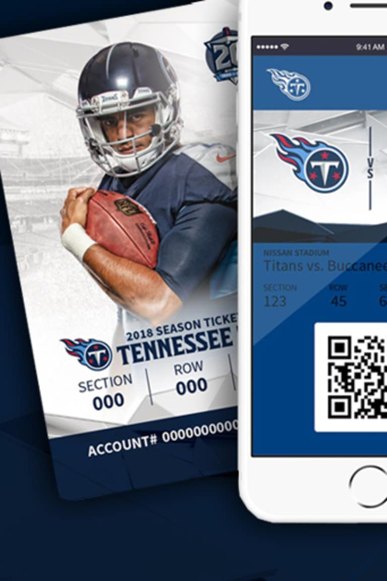 Group Tickets and Hospitality Packages. Titans Digital Ticketing e7224d4ae