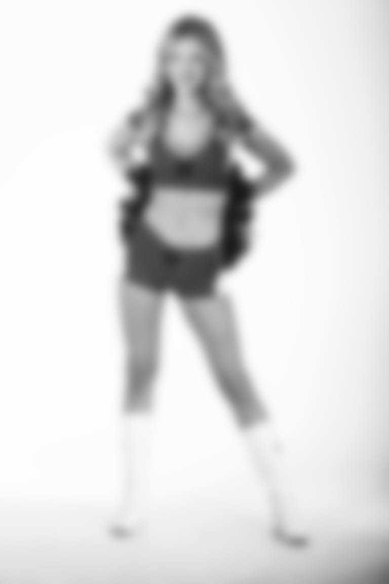Natalie 2019 Cheer Photo Uniform