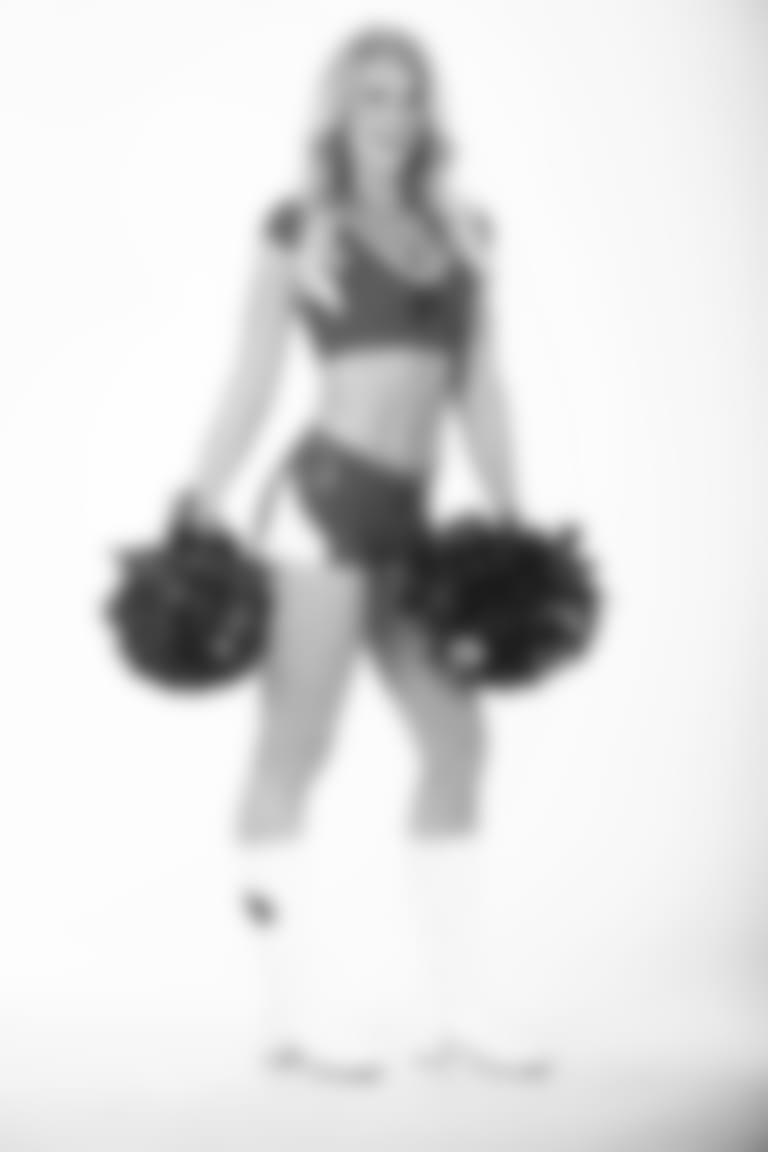 Ashley 2019 Cheer Uniform Photo