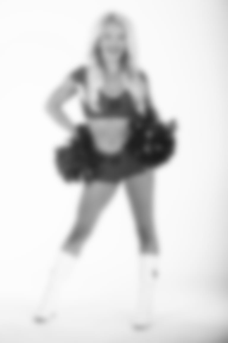 Jenna 2019 Cheer Photo Uniform