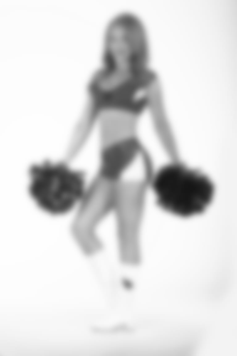 Danielle 2019 Cheer Uniform Photo