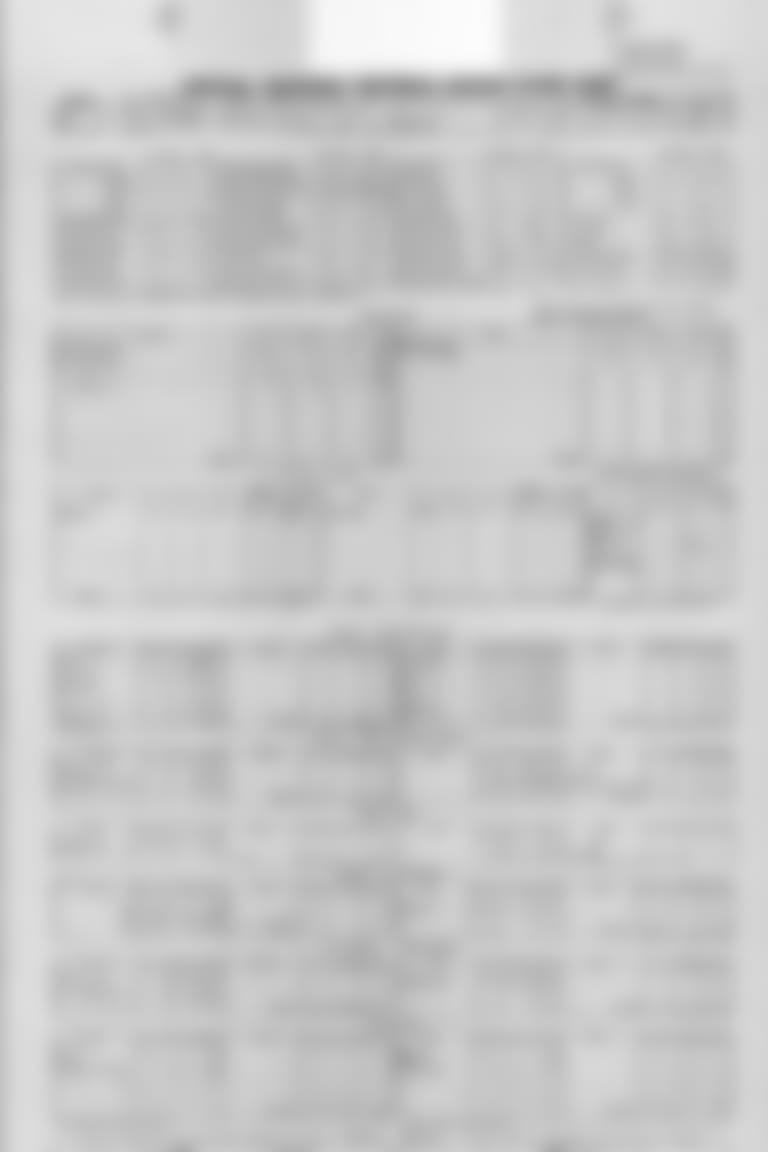 1991 Stat Sheet