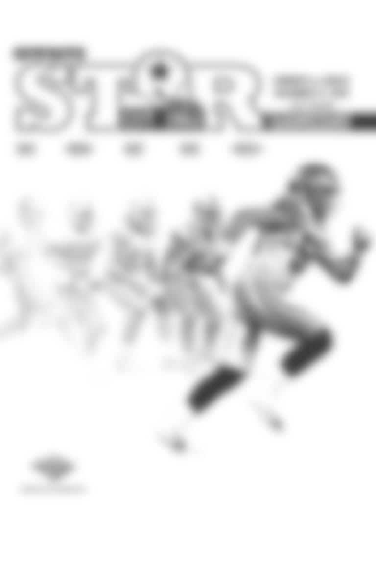 Star Magazine Program | vs Philadelphia Eagles