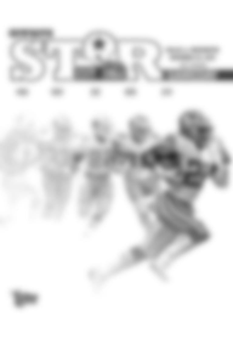 Star Magazine Program | vs Washington Football Team