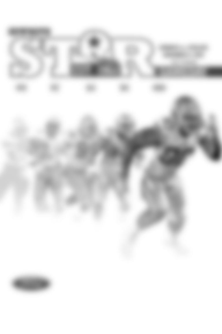 Star Magazine Program | vs Pittsburgh Steelers