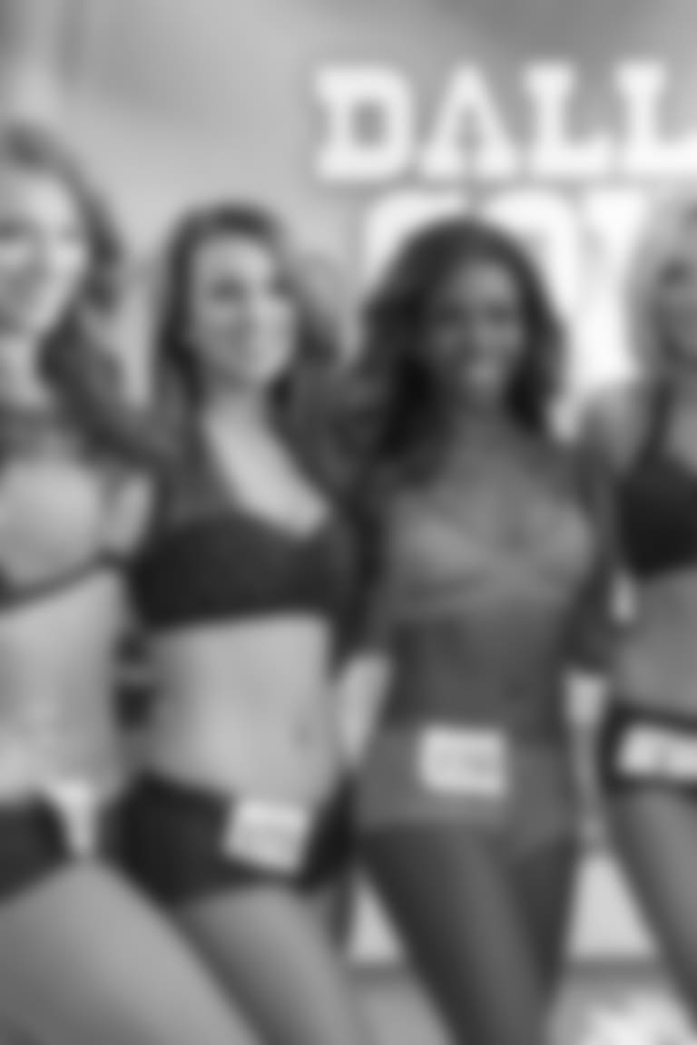 Dallas Cowboys Cheerleaders Auditions
