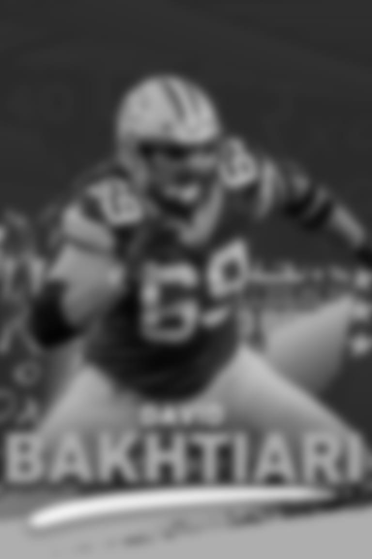 Pro Bowl - David Bakhtiari