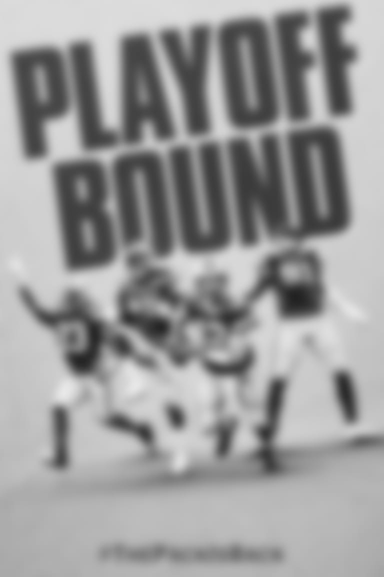 Playoff Bound   #ThePackIsBack