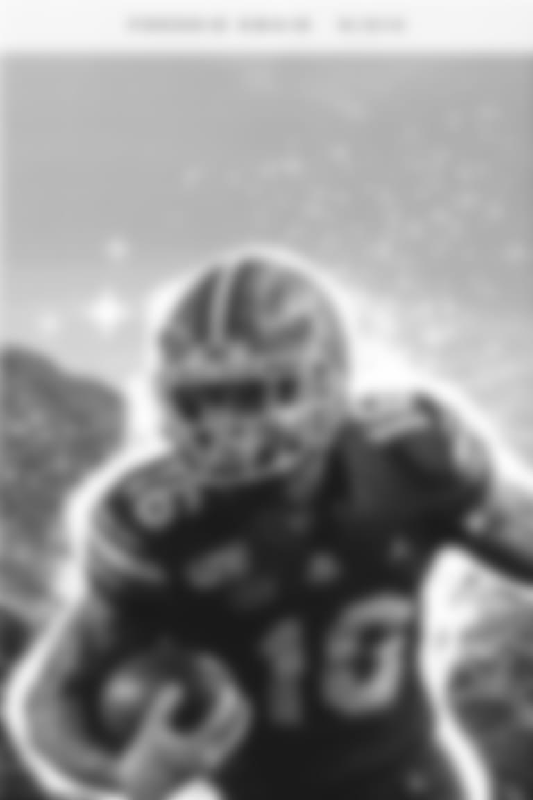 2020 NFL Draft - WR Freddie Swain