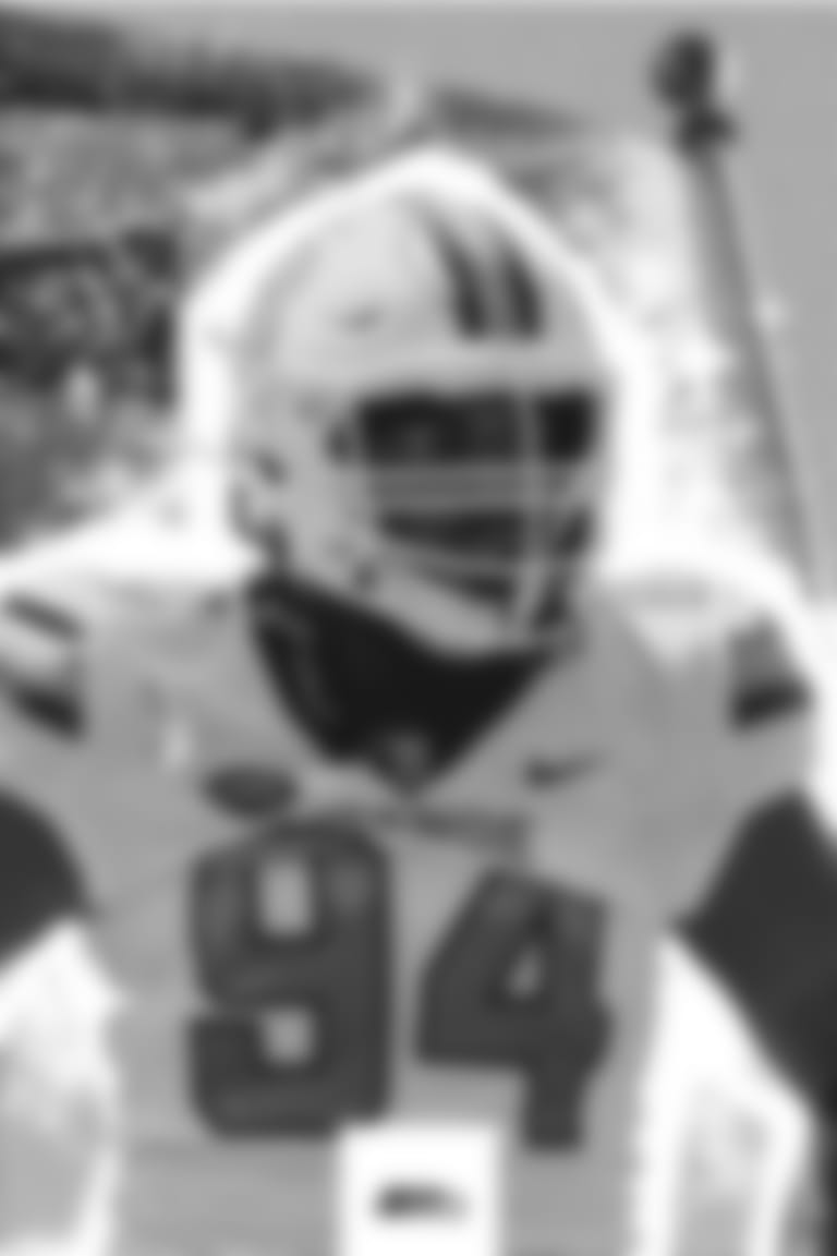 2020 NFL Draft - DE Alton Robinson