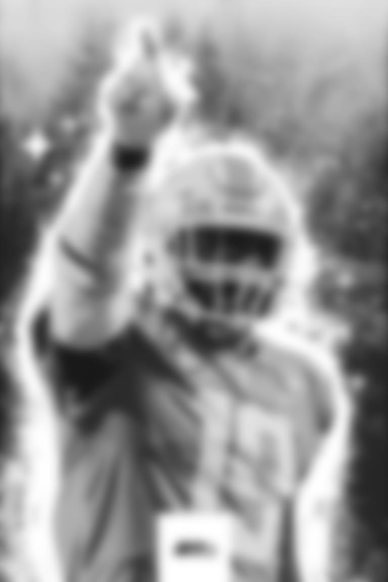 2020 NFL Draft - DE Darrel Taylor