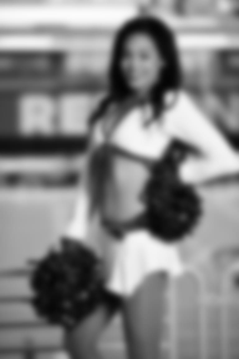2020 Cardinals Cheerleader White Uniform STEPHANIE