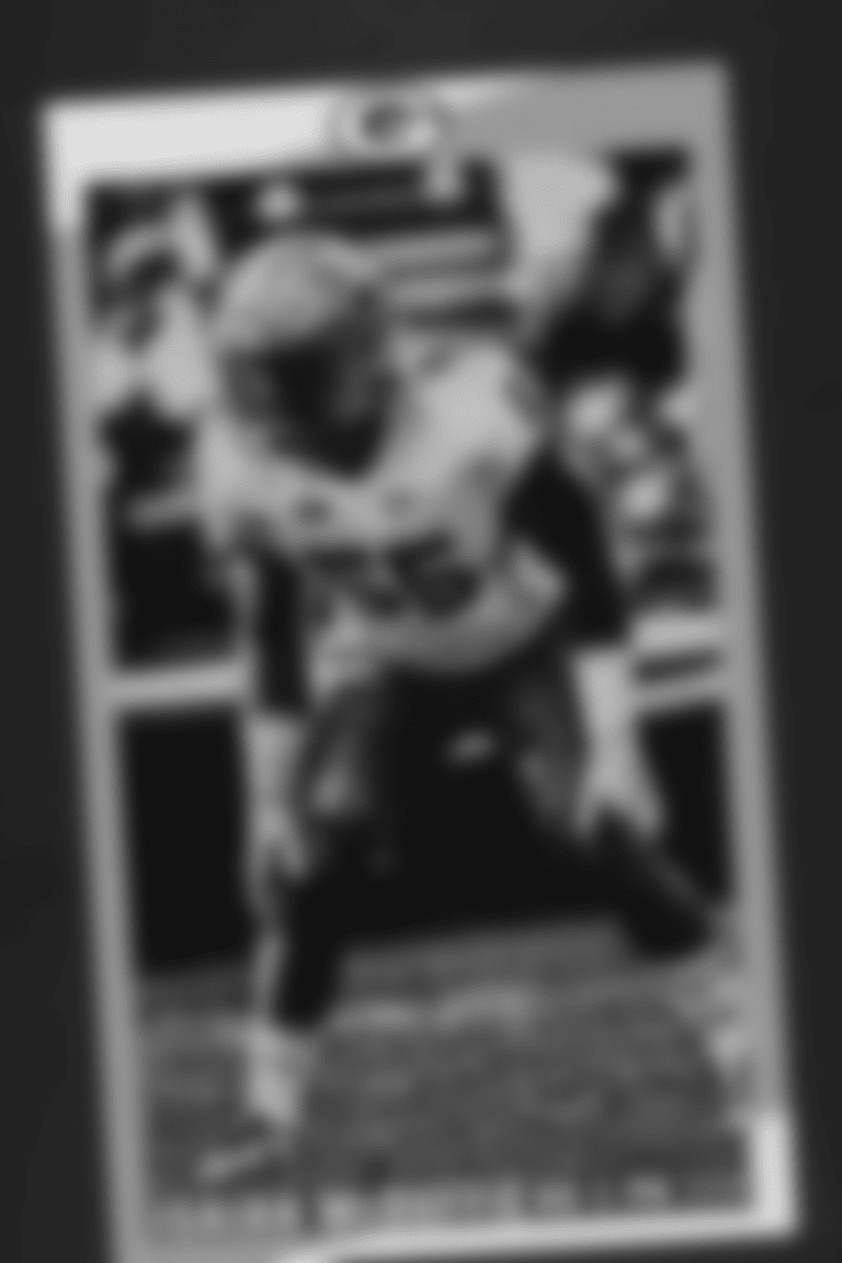 Rookie Cards - Isaiah McDuffie