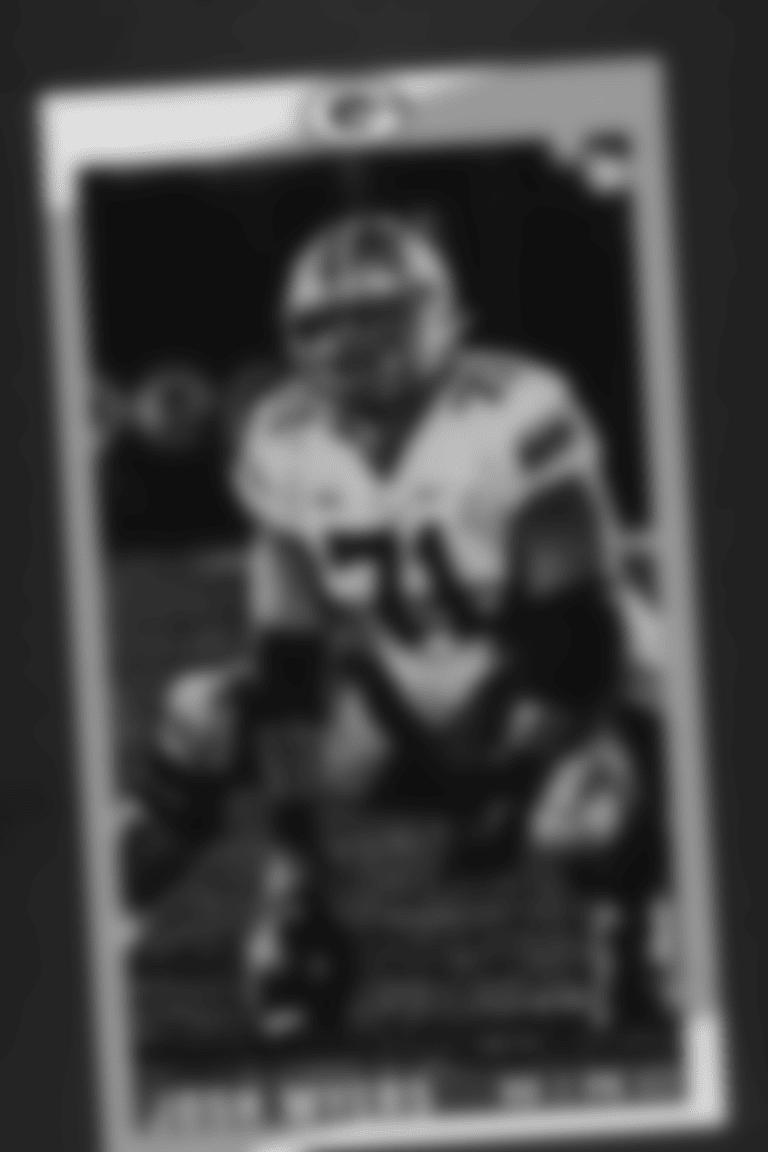 Rookie Cards - Josh Myers
