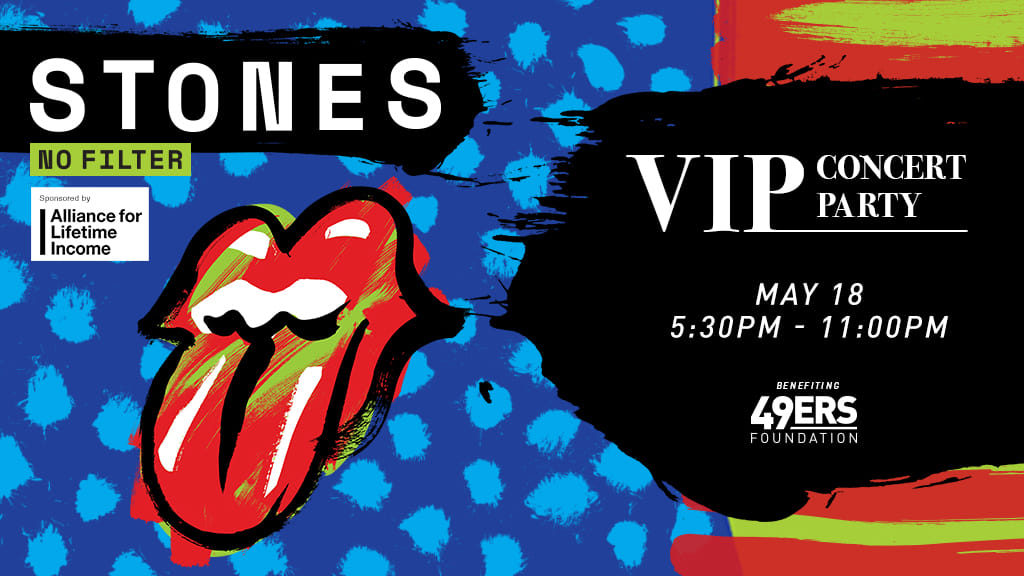 VIP Concert at Rolling Stones No Filter Tour