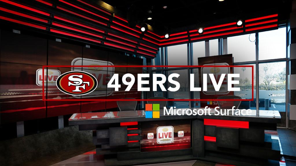49ers Live