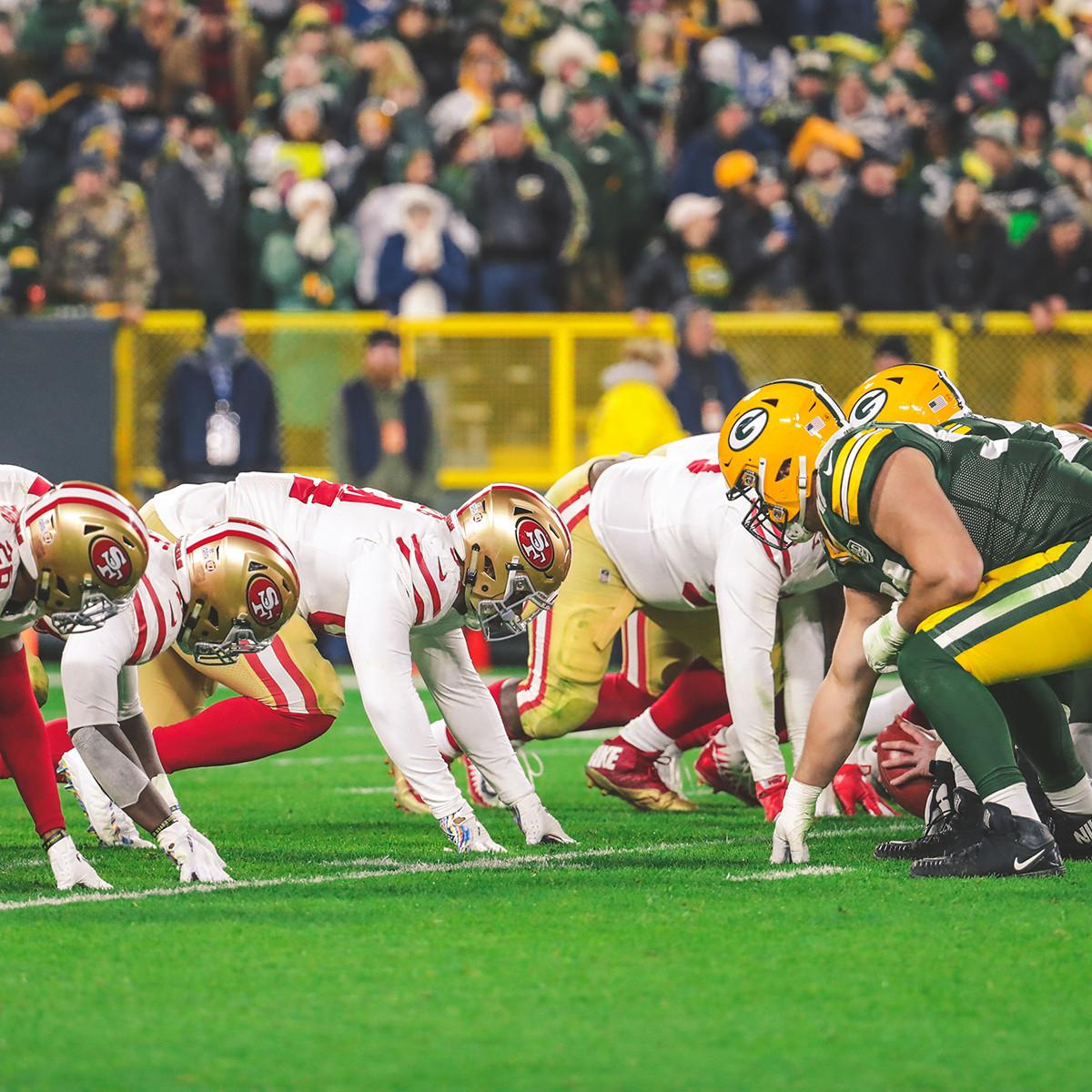 Sunday, Nov. 24 vs. Packers