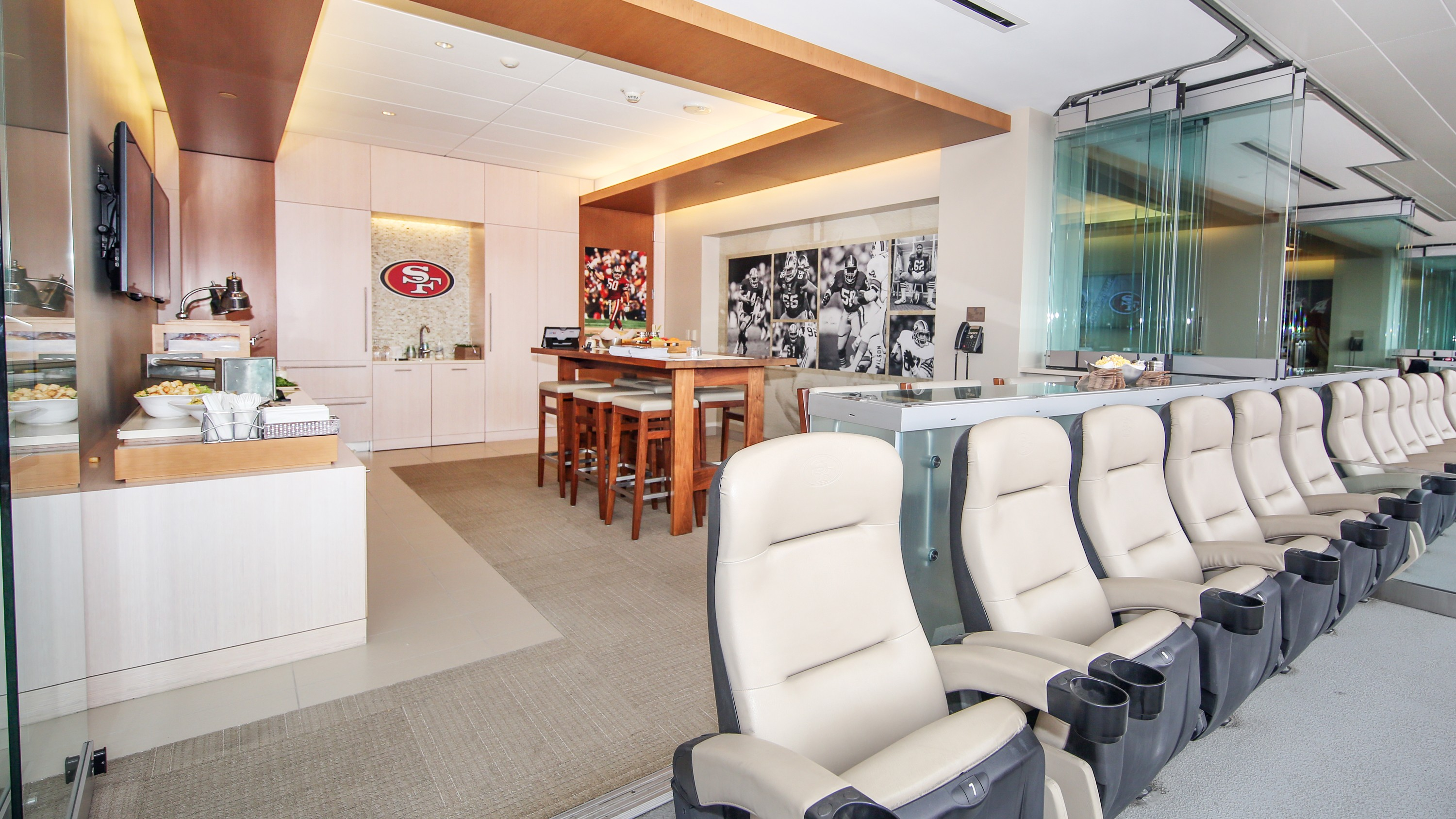 Suite Tickets and Parking