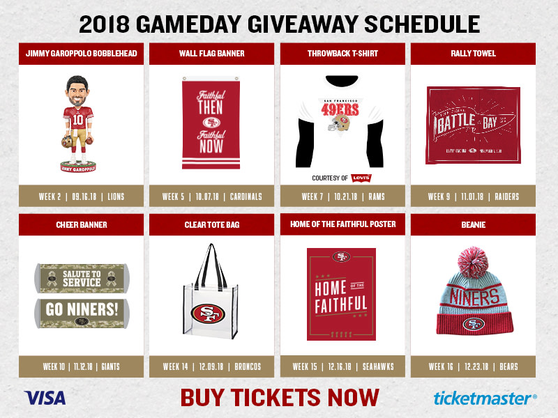 49ers xmas gifts 2019