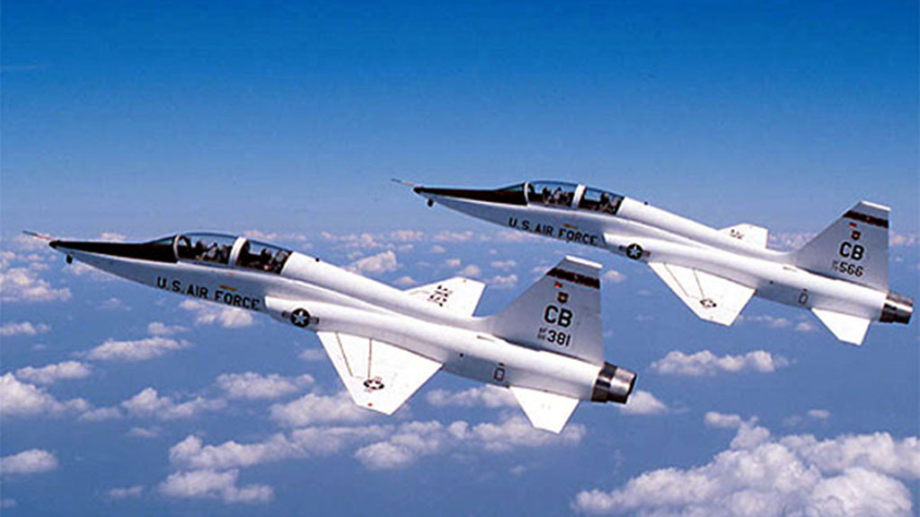 Pregame Entertainment: Flyover from Beale Air Force Base