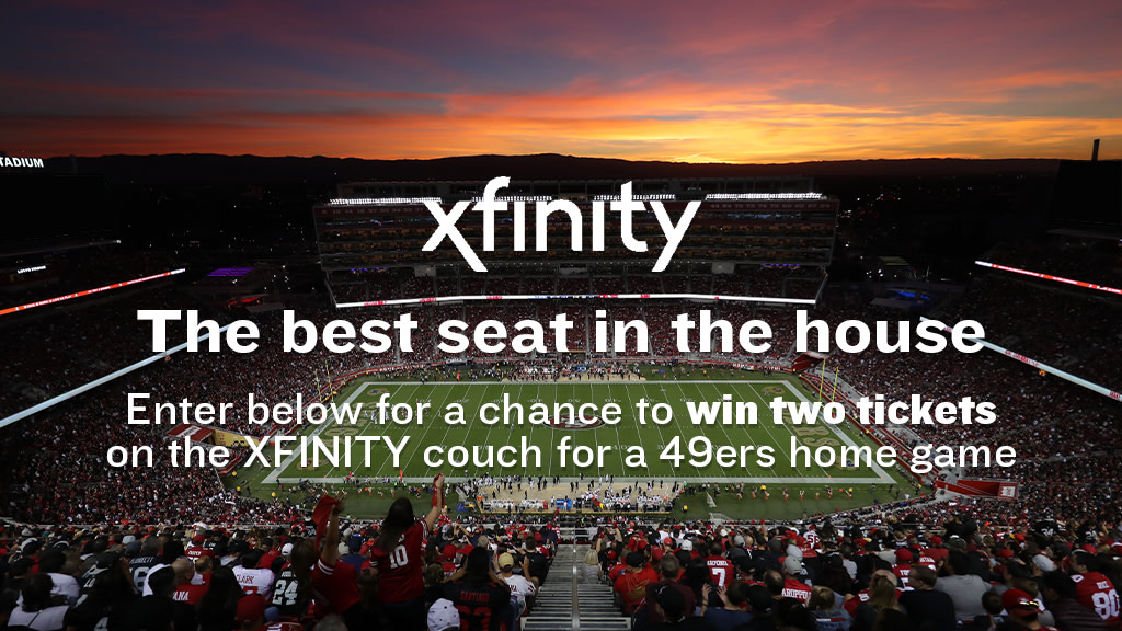 Xfinity: Best Seat in the House