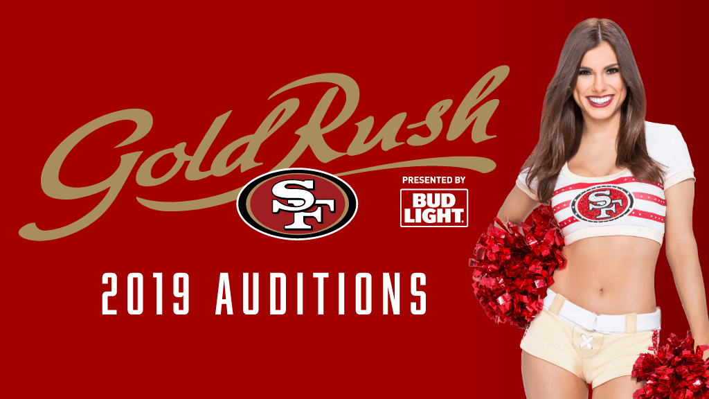 2019 Gold Rush Auditions