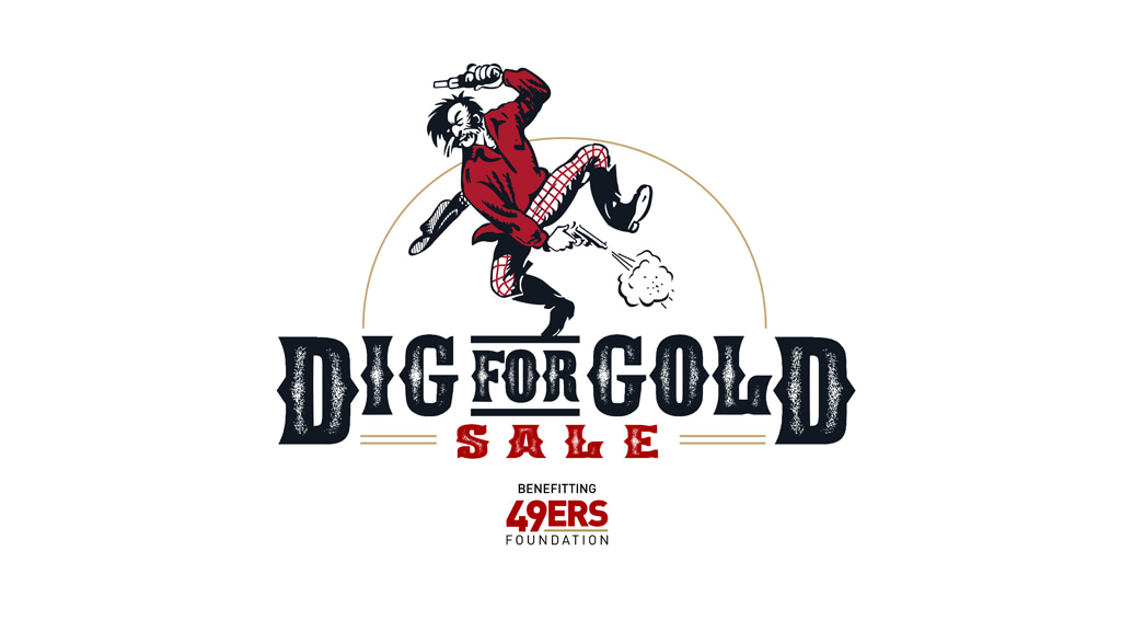 Dig For Gold Sale