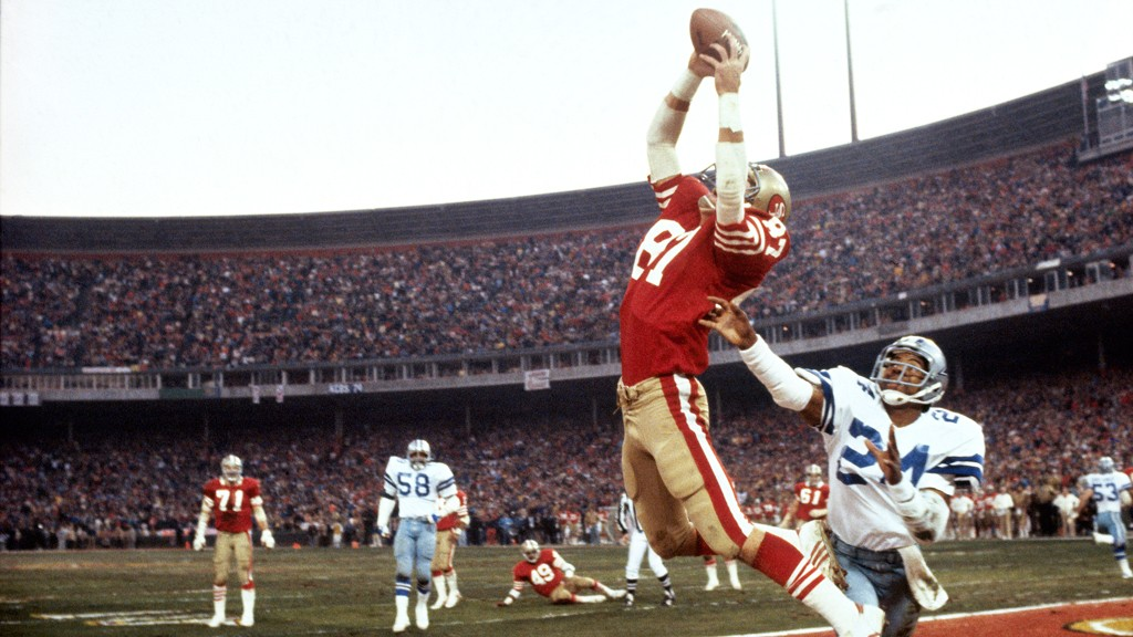 Vote for 'The Catch' as the Greatest Moment in NFL History