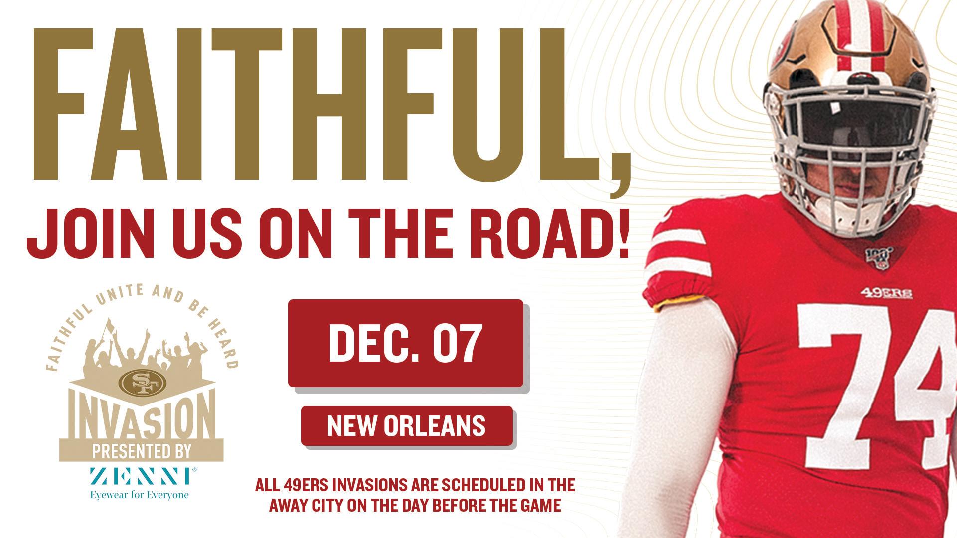 Week 14 @ New Orleans