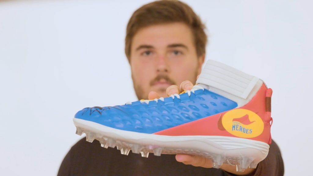 December 11: Justin Skule Shares the Cause Behind His Cleats
