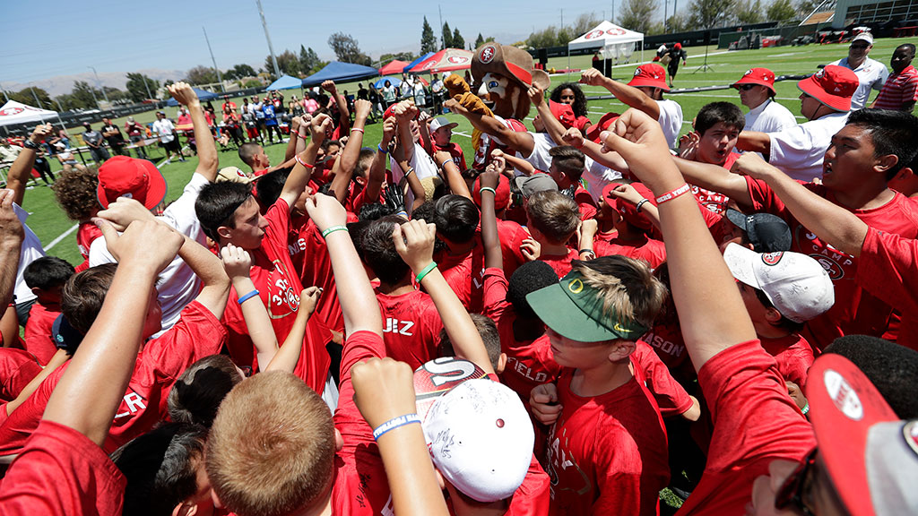 49ers PREP Camps