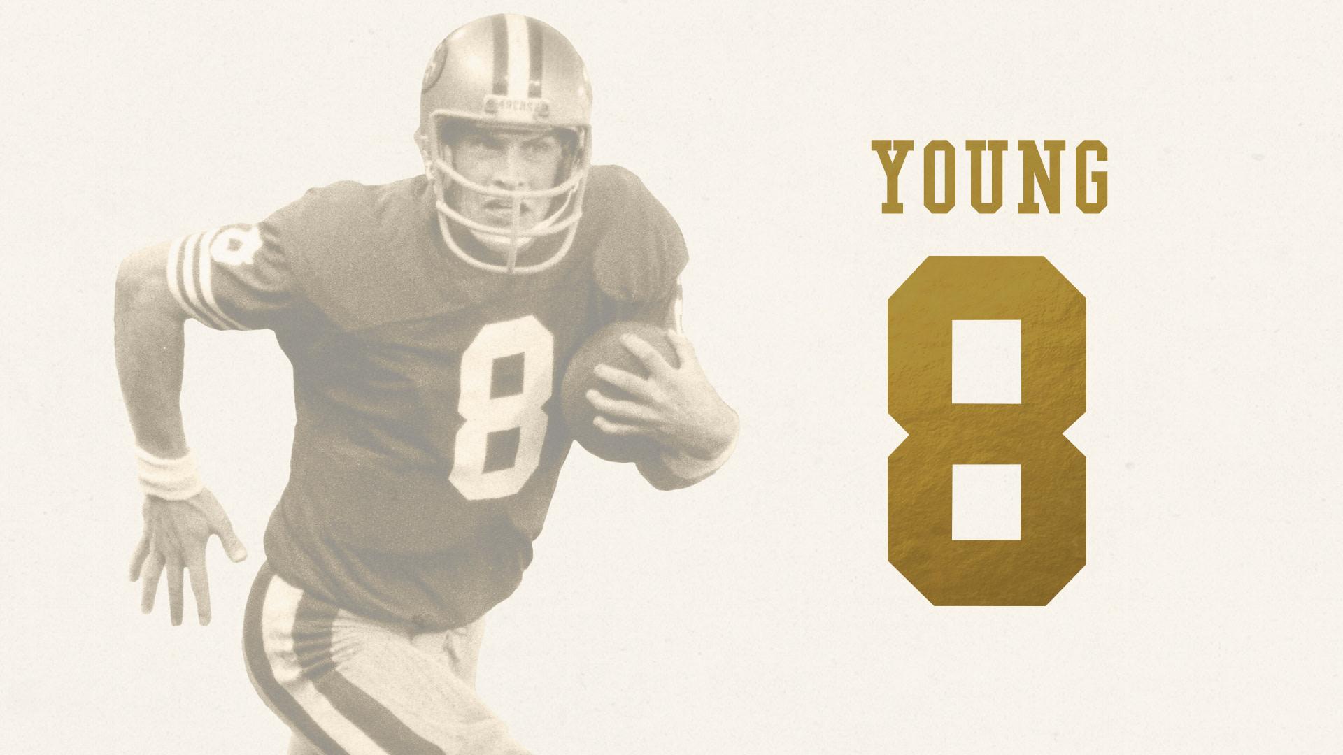 Steve Young, QB (1987-1999)