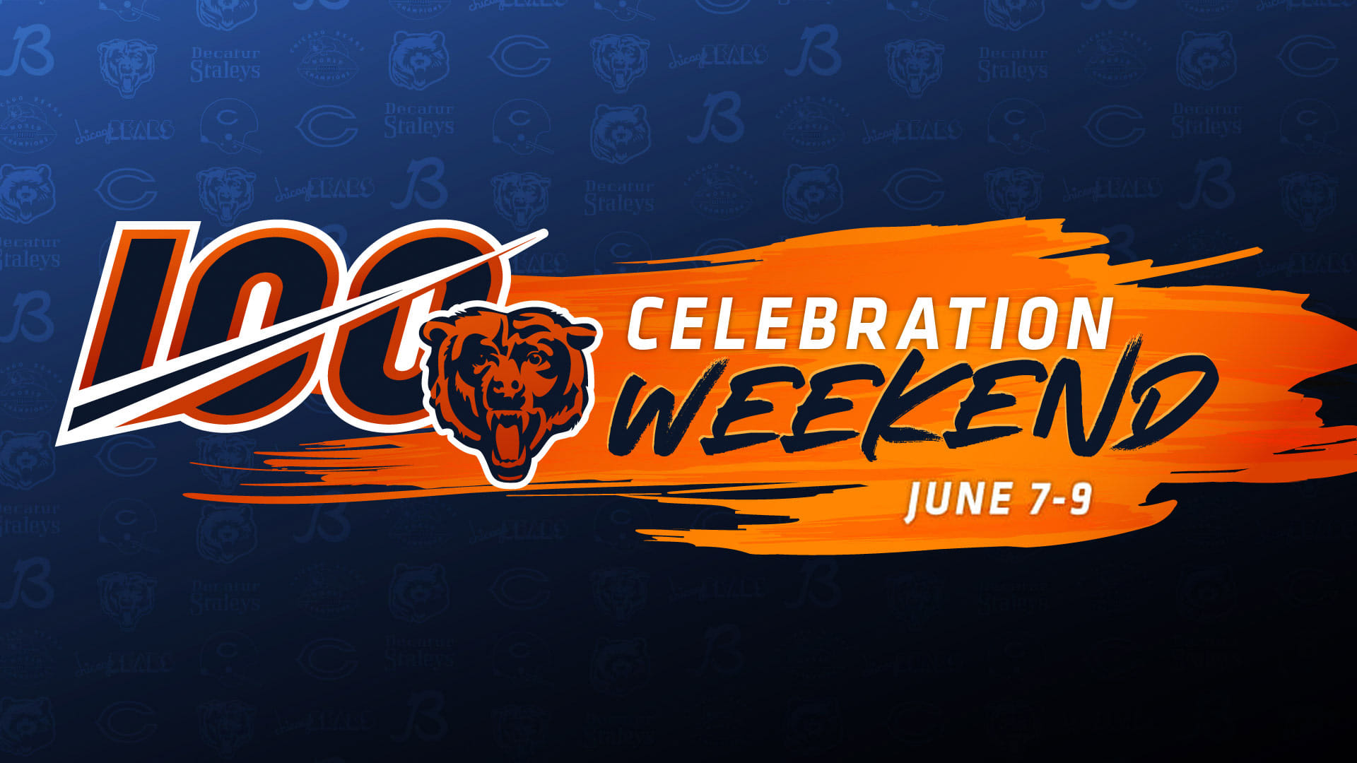 Bears100 Celebration Weekend, June 7-9